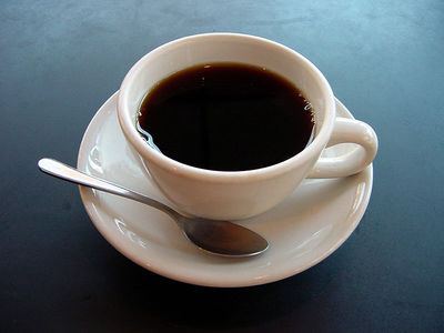 Image Courtesy of Wikipedia. Cup of Coffee by Julius Schorzman