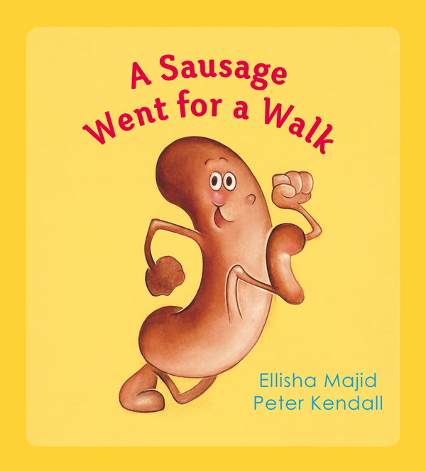 A Sausage Went for a Walk, State Library of WA, Fremantle Press, AWESOME Arts, Perth Cultural Centre