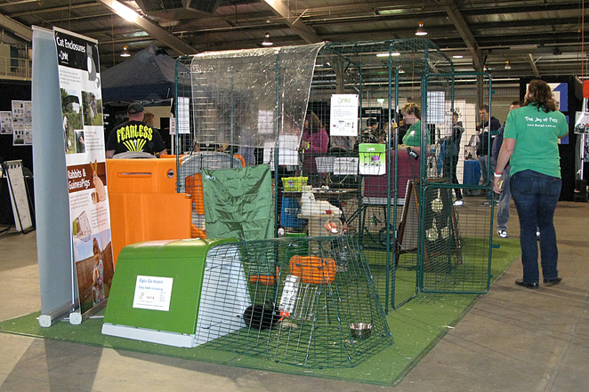 Adelaide, Animal, Expo, 2018, enclosures, cages