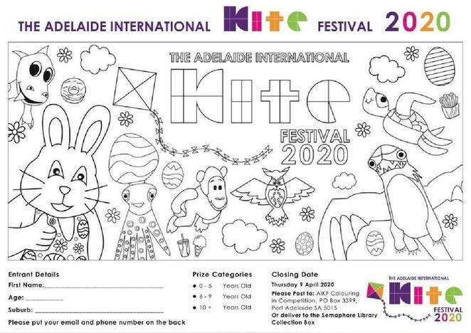 adelaide international kite festival 2020, community event, fun things to do, semaphore beach, beach activity, beach sport, flying kites, hobbies, festival marketplace, activities, entertainment, adelaide kite flyers association, k marie events, family fun, fun for kids