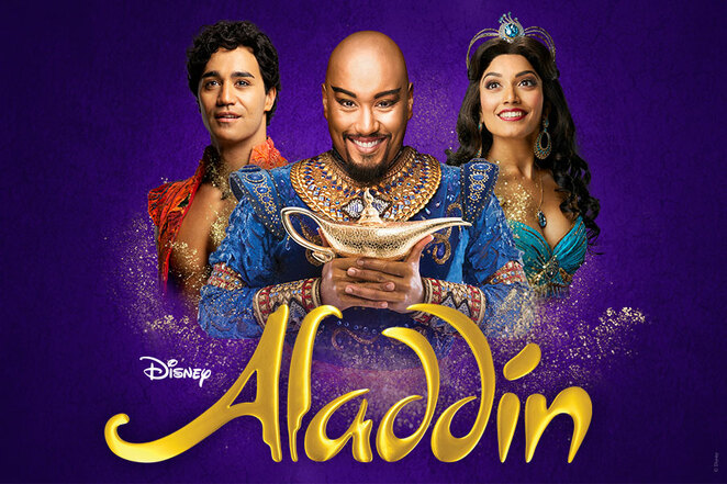 Aladdin, Disney show Adelaide, what to see in Adelaide, theatre shows Adelaide, theatre for kids Adelaide