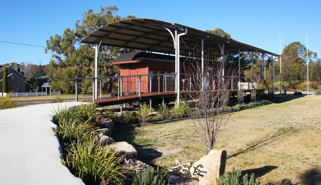 Amiens Legacy Centre just outside of Stanthorpe