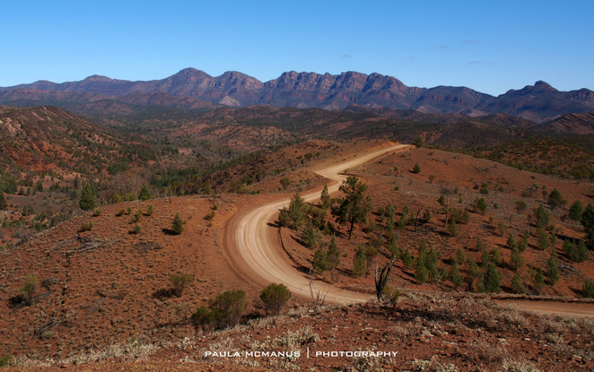Bunyeroo Valley, Flinders Ranges National Park