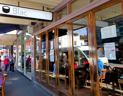 Cafe Blac, Cafes in Hawthorn