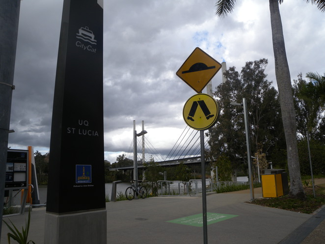 City Cat Ferry Terminal at UQ St Lucia