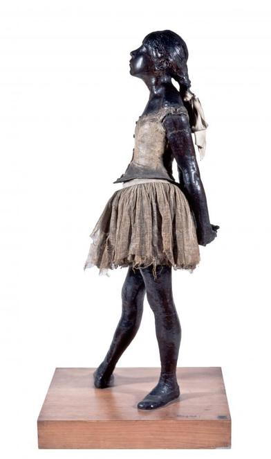 degas a new vision ballet sculpture
