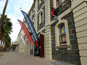 Geelong Wool Museum / Geelong Heritage Centre