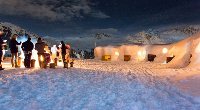 glamping, camping, luxury camping, igloo, france