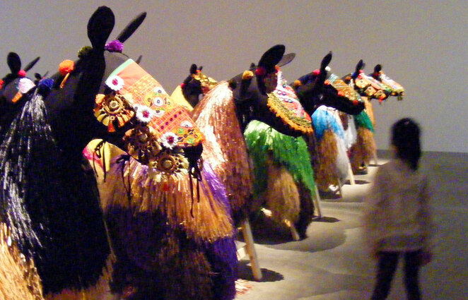 Art is fun for young and old at GoMA