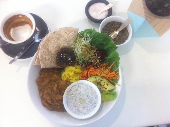 greenleaf organics kingsland auckland cafe raw healthy vegan vegetarian wholefood