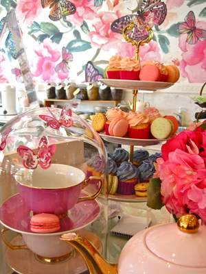 High Tea Heaven at 'What a Girl Wants' (c) JP Mundy