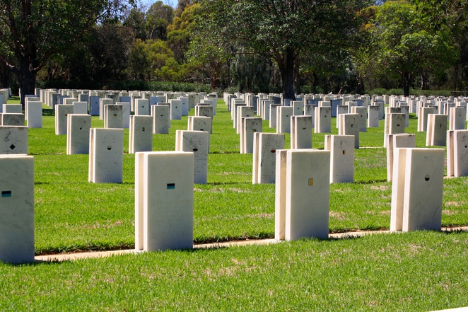 Military Burial Ground