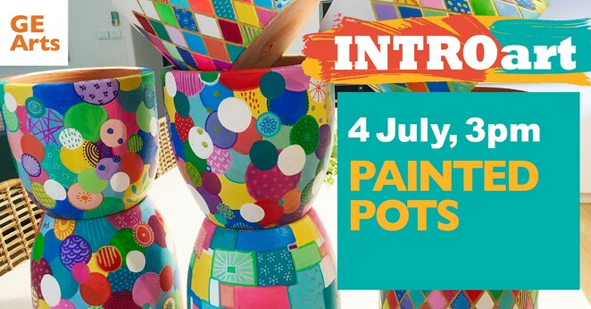 introart 2020, free online art classes for adults, community event, fun things to do, glen eira city council arts and culture, artist fiona wood, free online art class, paintings, artists, sunnyside art house, artwork, creative event