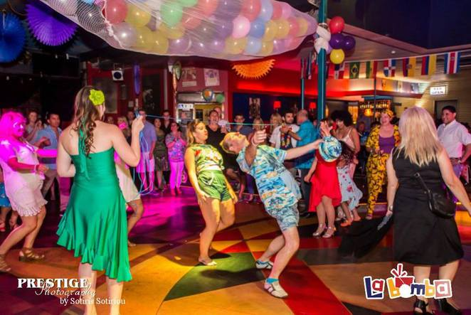 LA BOMBA, dance, salsa, latin, New Years Eve, The Gov, La Isla Bonita, Spanish, Cuban, fun, music, Adelaide, SA, party, Dance classes