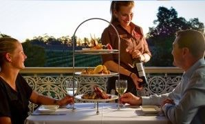 lunch hunter valley, verandah restaurant hunter valley, helicopter ride hunter valley