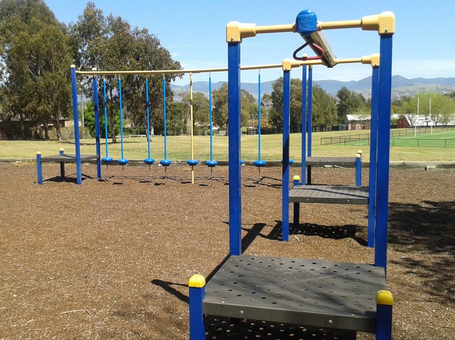Monash playground, Alabaster street, Tuggeranong playgrounds, parks in canberra, ACT parks