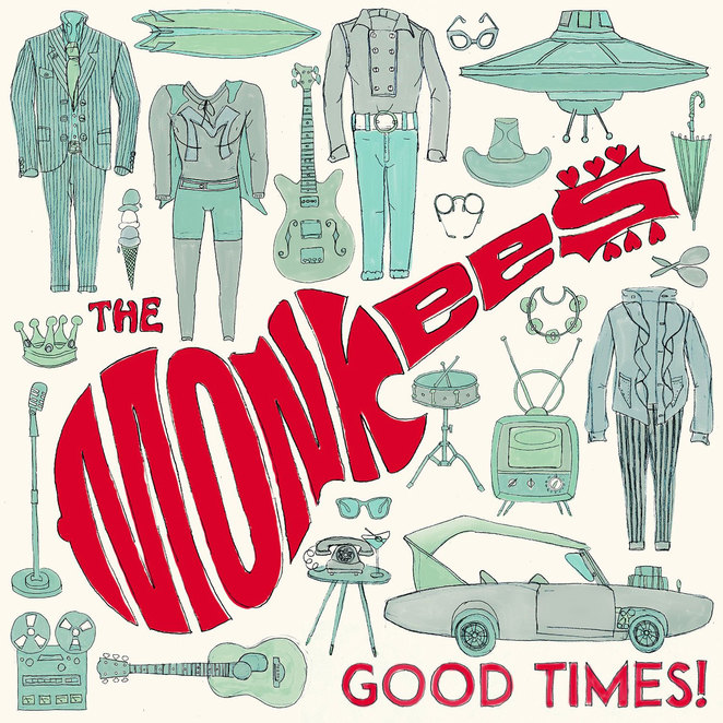 monkees, pop, good times, rivers cumo