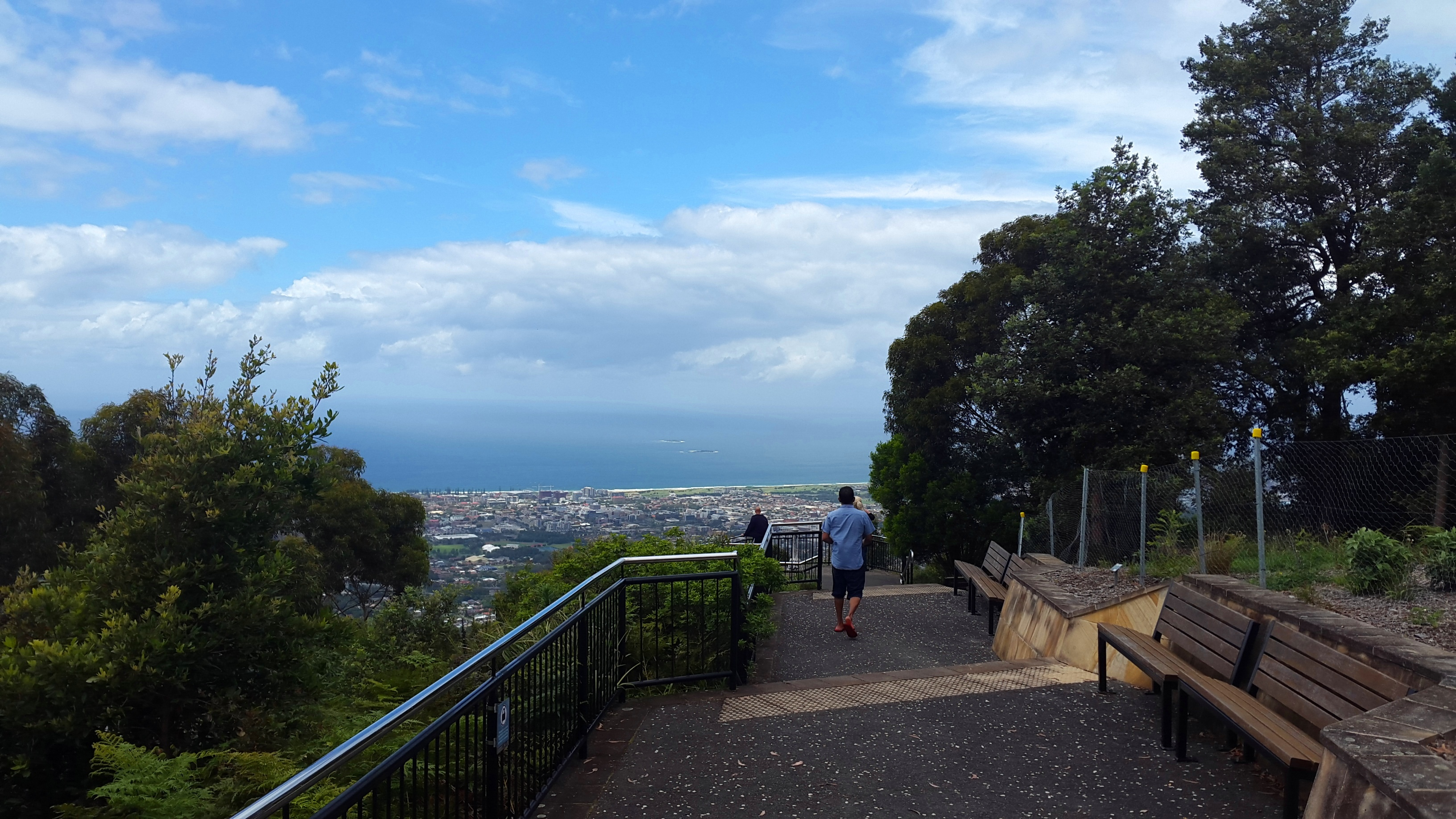 mount keira lookout - HD 3264×1836