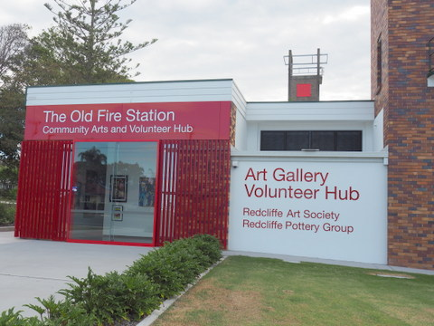 old fire station, gallery, redcliffe