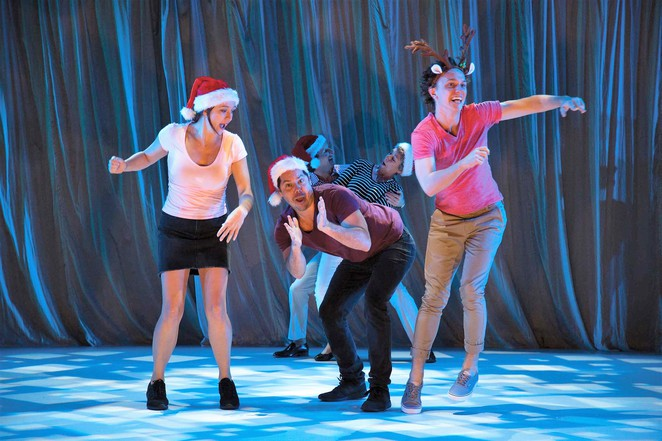 once in royal davids city, queensland theatre, black swan theatre, qpac, theatre