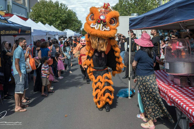 Point Cook Lunar New Year Festival melbourne