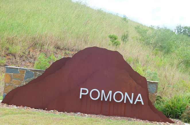 Pomona, Noosa Shire, Roman goddess of fruit, timber and dairy town, Mount Cooroora, Pomona King of the Mountain Festival, every year, dexterity of a mountain goat, endurance, immunity to fear, Old Pomona Railway Station Art Gallery, Pomona Heritage Walk, Noosa Museum, Majestic Theatre, silent film experience with live piano or organ, Pomona Hotel, Pomona Fire and Rescue Station, Rotunda in Reserve Street, Joe Bazzo Park, playground, The Flower Room, 3rd Hand Treasures, Rockin Relics Antiques, Trail 518, breakfast, lunch, coffee, dessert