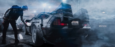 Ready Player One, Film review, Spielberg