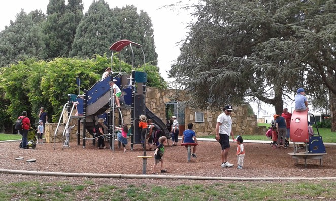 Regatta Point Playground, canberra, ACT, best playgrounds, parks, regatta point,