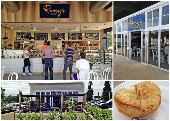 remys, bakery, fyshwick, canberra, ACT, bread, pies, sausage rolls,