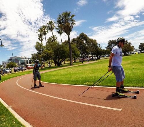 roller,skiing,tuesdays,free