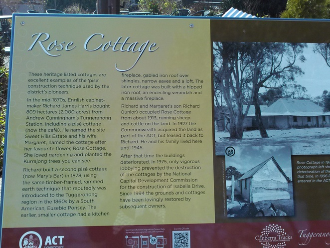 Rose Cottage, Tuggeranong