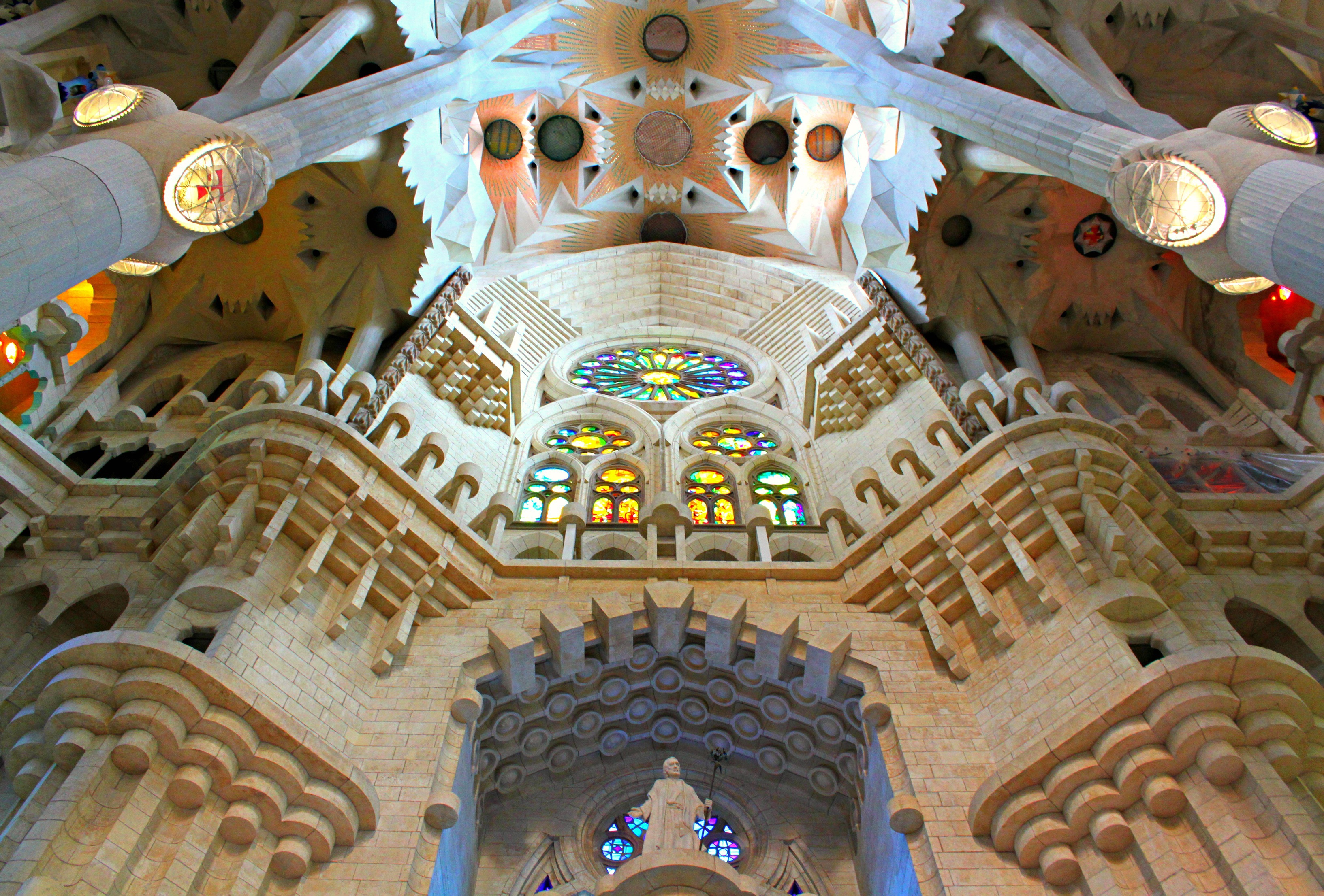 La Sagrada Familia Tickets Online Wiring Diagrams How To Build 123 Game All Mcufree Circuit Diagram The World Rh Weekendnotes Com Print