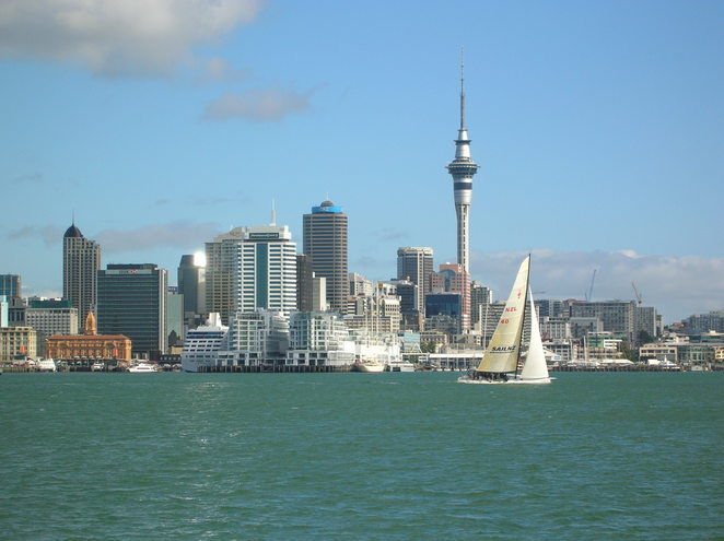 Sky Tower, Auckland, NZ