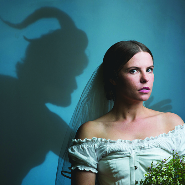 The Beast and The Bride, Perth Fringe World, Clare Testoni, Finn O'Branagáin, Bow and Dagger, Blue Room Summer Nights