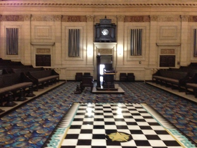 The Brisbane Masonic Temple