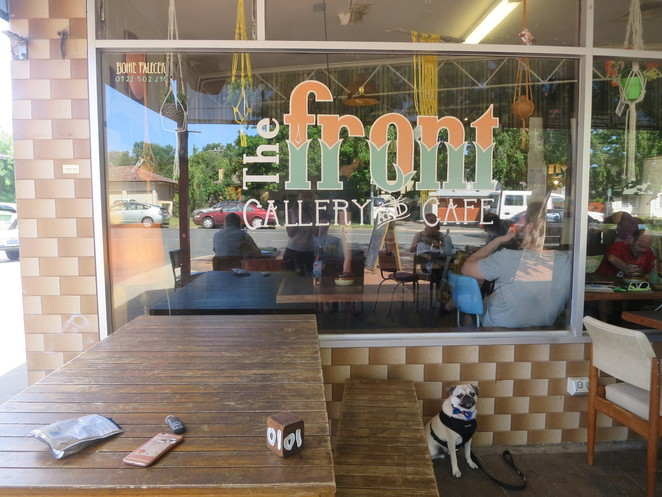 the front gallery and cafe, canberra, lyneham, cafe, dog friendly, restaurant, gallery, art, pop up store, bar, australian capital territory, coffee, breakfast, brunch