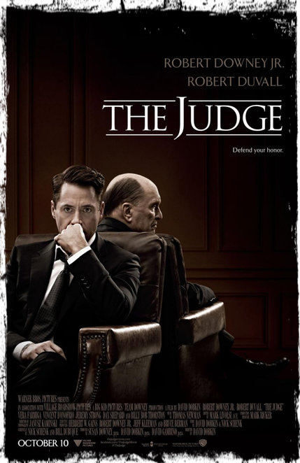 the judge, movie, film, movie review, film review, robert downey jnr, robert duvall, vincent d'onofrio, bill bob thornton, vera farmiga, leighton meester