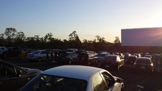 Photo courtesy of Tivoli Drive In