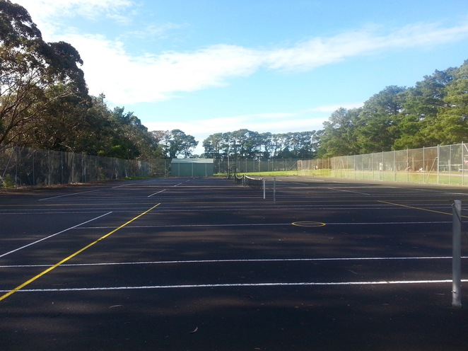 Wallington Tennis Courts, Wallington 3222