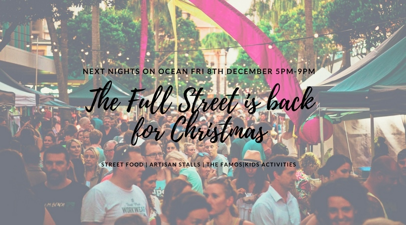 Buderim Food Street Party