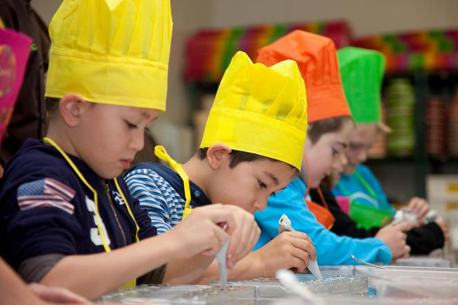 Yarra Valley Chocolaterie Kids Classes