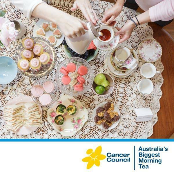 Host a Biggest Morning Tea in 2019