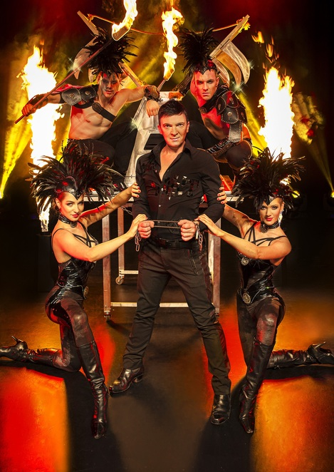 The Ultimate Vegas Show Crown Theatre Perth