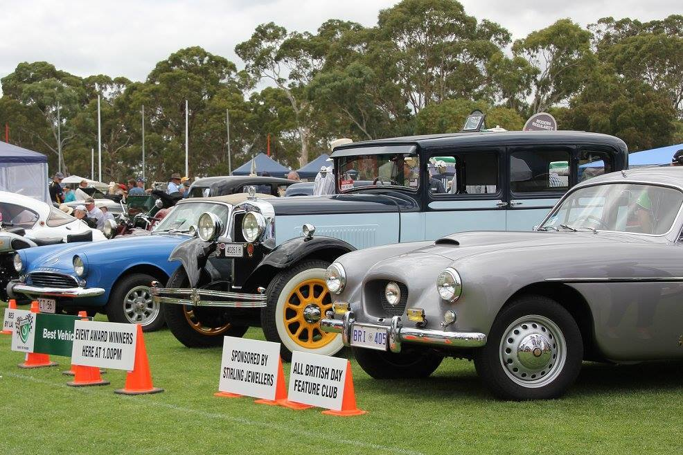 All British Day 2018 - Adelaide