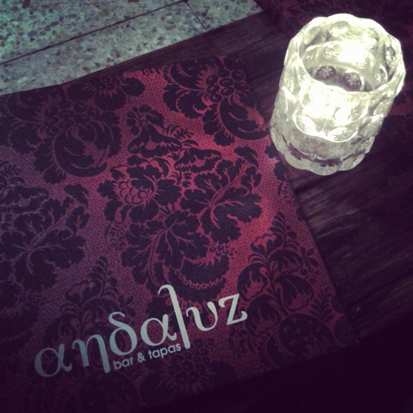 Andaluz, tapas, date, night out