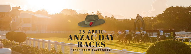 anzac, day , races, eagle farm