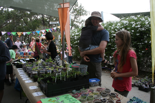 balnarring sustainability plant sale nursery