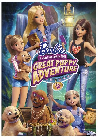 Barbie, Puppy, Doll, Adventure, Taffy, Tiffany, Grandmother, Dog, Malibu