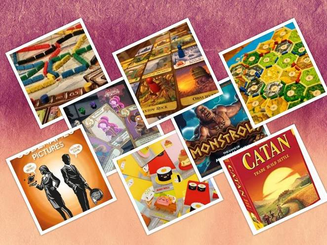 Boardgame Day at the Bassendean Memorial Library
