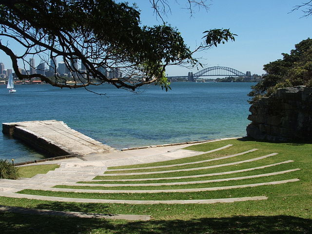 Bradleys Head Amphitheatre